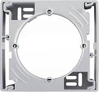 Коробка для наружного монтажа одиночная Schneider Electric Asfora Алюминий