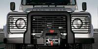 Land Rover Defender 90 110 защитные накладки на фары Новые Оригинальные