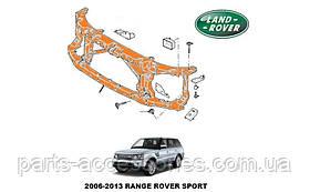 Range Rover Sport 2006-13 передняя установочная панель Новая Оригинал