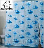 Шторка для ванной комнаты Miranda (Sail)