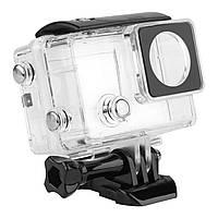 Аквабокс, водонепроницаемый бокс с возможностью тачскрина для экшн камер GoPro Hero 3, 4  (код № XTGP336)