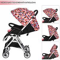 Детская коляска прогулочная  HC300-PINK***