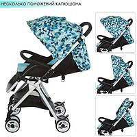 Детская коляска прогулочная  HC300-BLUE***