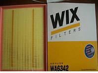 Фильтр воздушный WA6342 Мерседес Спринтер Mercedes Sprinter Volkswagen LT 28 LT 31 LT 35 LT 46 WIX