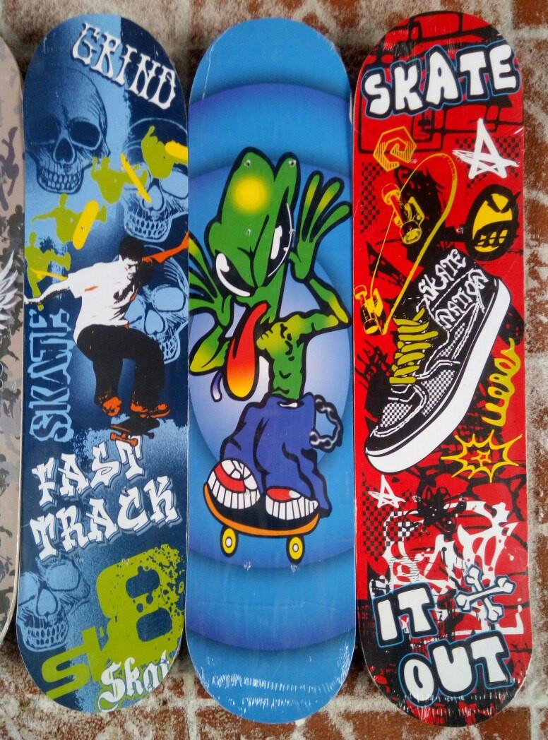 Скейт MS 0323-2 (6 видов), фото 1