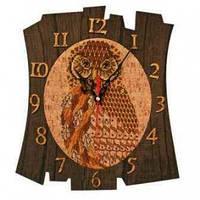 Набор Для Создания Часов с Вышитой Основой «Время Мудрости» 6511РТ