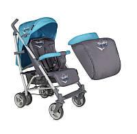 Практичная прогулочная коляска-трость Lorelli S 200 для детей с 6 мес. до 3 лет Размер: 103*55*70см ТМ Lorelli (Bertoni)