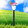 Газонный светильник на солнечной батарее GL17