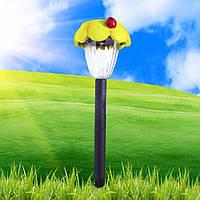 Газонный светильник на солнечной батарее GL18