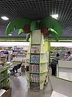 Торговая мебель для детских магазинов