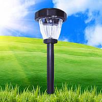 Газонный светильник на солнечной батарее PL257, фото 1