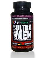 Мужской комплекс витаминов и минералов UltRoMen multi vitamin & mineral COMPLEX 60 Caps