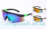 Велоочки солнцезащитные (спортивные очки) BD7901: 3 цвета, фото 1