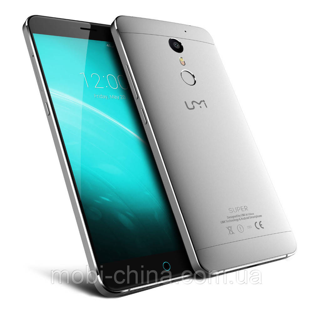 Смартфон UMI Super Octa core 4 32GB  Gray ' 4