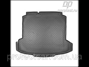 Коврик поддон в багажник VW POLO седан (с 2010)  Поло.