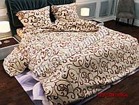 Евро набор постельного белья 200*220 Полиэстер №001
