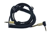 AUX кабель Marshall с пультом original (black)