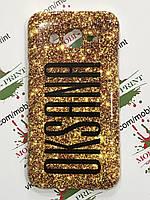 Чехол  для Samsung Galaxy J5 J500 (Именной)