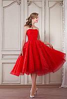 """Коктельное платье """"Море чувств"""" Прокат 5400грн. Цвет: white, krem, aqua, amethyst, mint, peach, red, powder"""