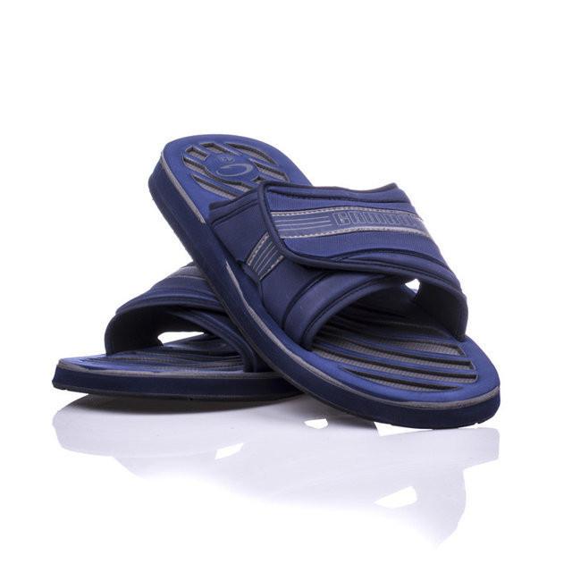Мужские тапки Gambol(Sahab) синие