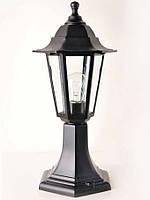 Светильник парковый (столбик)h=43cм НГ06 пр. ст.черный