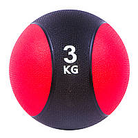 Мяч медицинский (медбол)  3кг D=22см. SC-87034-3