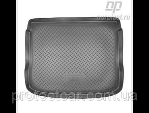 Коврик поддон в багажник VW Tiguan (с 2008) Тигуан