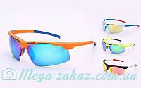 Велоочки солнцезащитные (спортивные очки) BD7901: 3 цвета