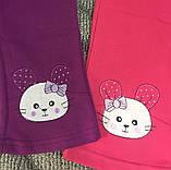 Спортивные штаны для девочек на 6 мес., фото 2