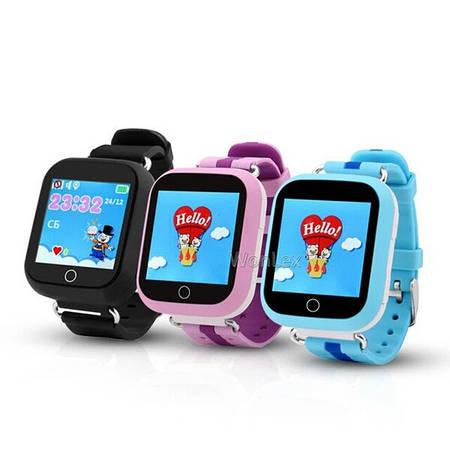 Q100s детские умные часы с gps Smart baby watch