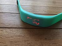 Спортивные силиконовые Led часы mint