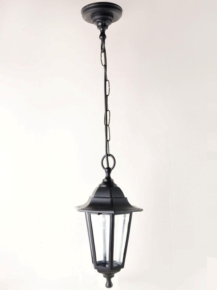 Светильник парковый (подвес) НЛ06 пр.ст.черный