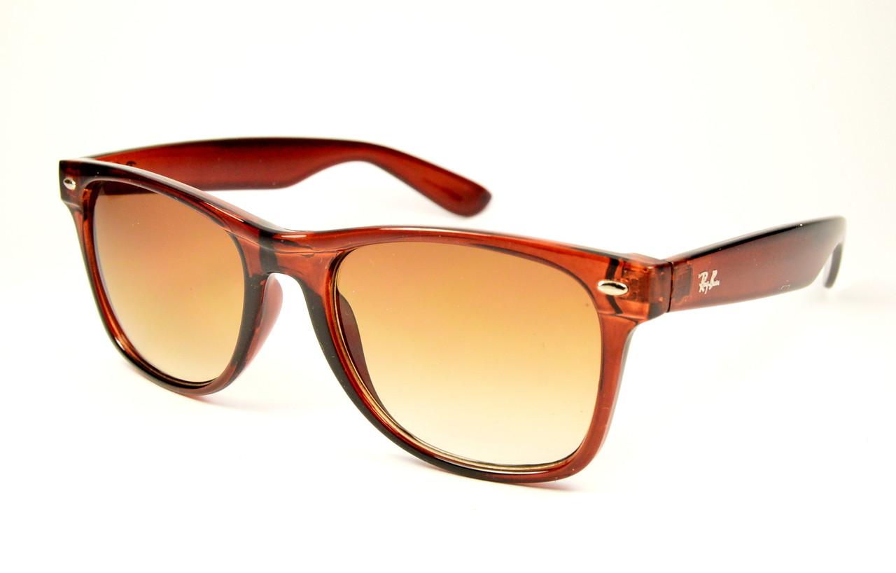 Очки унисекс солнцезащитные (2143 С3)