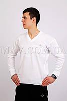 Пуловер мужской POLO белый