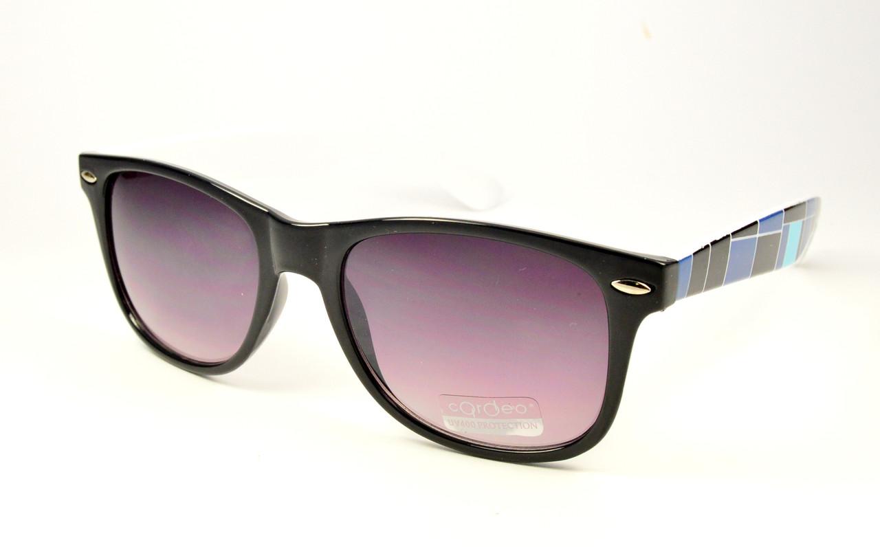 Очки Wayfarer солнцезащитные (2140 С8)