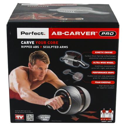 Колесо для пресса Ab-Carver Pro (ролик), тренажер Аб Карвер Про, фото 2