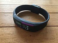 Спортивные силиконовые Led часы purple