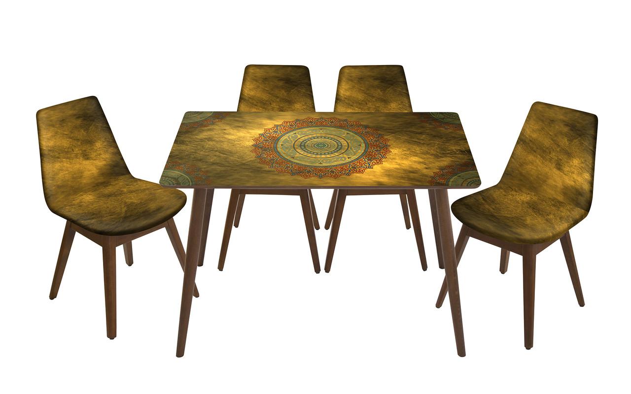 Мебельный комплект DEFNE-1