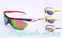 Велоочки солнцезащитные (спортивные очки) MC5270: 4 цвета
