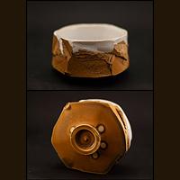 Пиала для чая из глины №13 120 мл