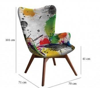 Кресло LARA, фото 2