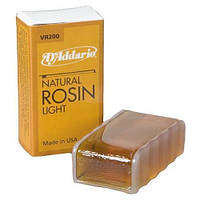 Канифоль D`ADDARIO VR200 Natural Rosin Light