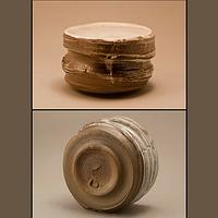 Пиала из глины №21 250 мл