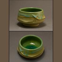 Пиала для чая из глины №49 100 мл