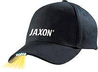 Кепка JAXON с фонариком A чёрная