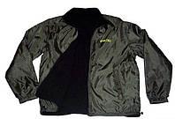 Куртка ACE чёрно-зелёная размер L