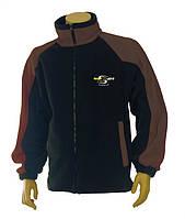 Куртка-реглан CARP SPIRIT Polaire Noir/Marron L