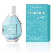Парфюмирована жіноча вода Adelante LIGHT & BLUE just for you EAU DE PARFUM VAPORISAUTEUR