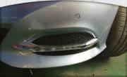 Штатные дневные ходовые огни DRL LED-DRL для Mercedes E-class W212 2013-2016
