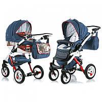 Детская универсальная коляска Adamex Barletta World Collection (2 в1) купить оптом и в розницу в Одессе 7 км